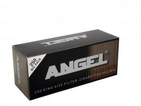 Angel Schwarz Zigarettenhülsen 250 Stück