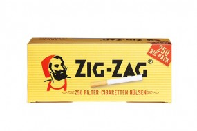 Zig Zag Zigarettenhülsen 250 Stück