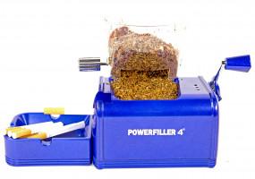 Powerfiller 4s XXL Elektrische Zigarettenstopfmaschine Blau