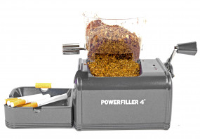 Powerfiller 4s XXL Elektrische Zigarettenstopfmaschine Titan