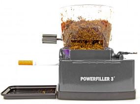 Powerfiller 3 elektrische Zigarettenstopfmaschine XXL Titan