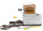 Powerfiller 3 elektrische Zigarettenstopfmaschine XXL Silber