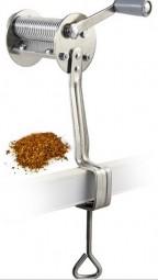 Smart Tabakschredder Edelstahl 1mm