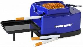 Powerfiller 3-S elektrische-Zigarettenstopfmaschine Blau VG