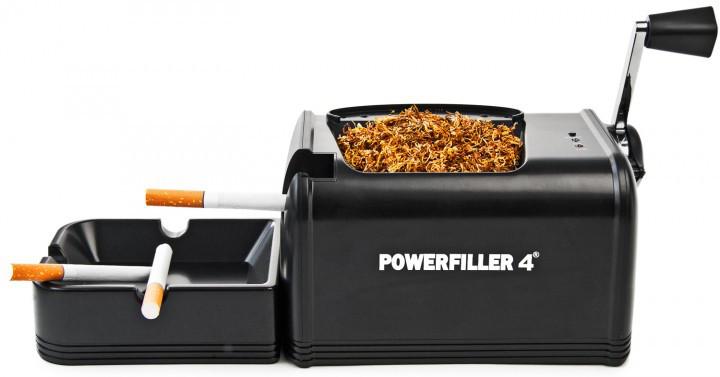Elektrische Zigarettenstopfmaschine Powerfiller 4 - unterschiedliche Farben