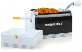 Powerfiller 4 elektrische Stopfmaschine Schwarz Weiss VG