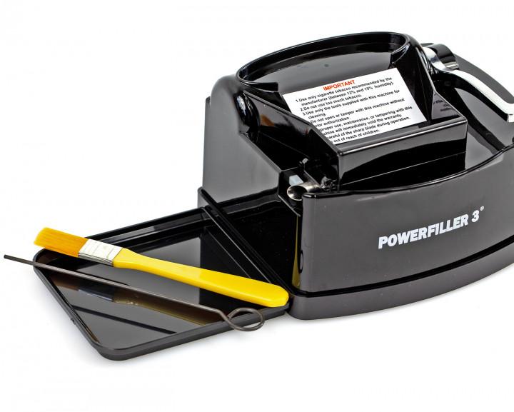 Powerfiller 3S elektrische Stopfmaschine