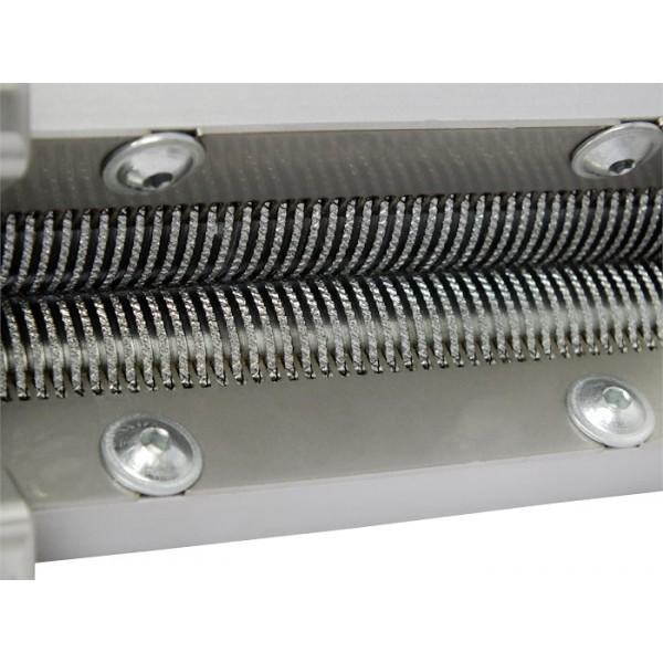 Deluxe Edelstahl Tabakschredder Grinder 0,8 mm