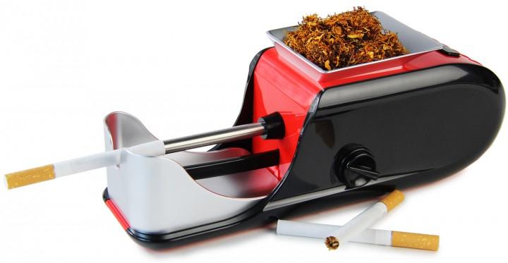 Elektrische Zigarettenstopfmaschine Speedo Red