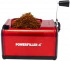 Powerfiller 4s XXL Elektrische Zigarettenstopfmaschine Rot