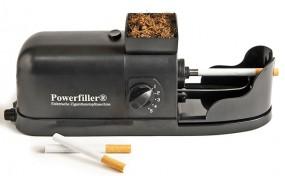 Powerfiller 1 elektrische Zigarettenstopfmaschine Stopfmaschine - schwarz