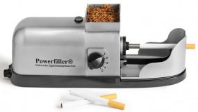 Powerfiller 1 elektrische Zigarettenstopfmaschine Silber