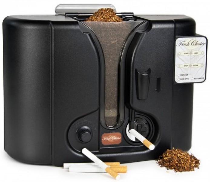 vollautomatischer zigarettenstopfer