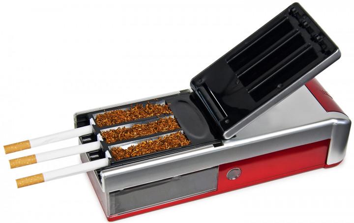 Elektrische Stopfmaschine 3 Zigaretten RS