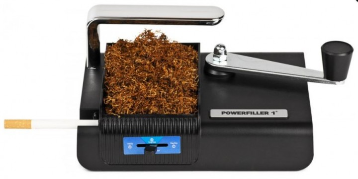 Powerfiller 1s Manuelle Zigarettenstopfmaschine gebraucht Vorführgerät