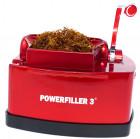 Elektrische Zigarettenstopfmaschine Powerfiller 3S rot Metall