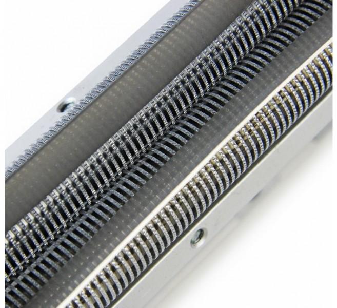 Powerfiller Tabakschredder Stahl Feinschnitt 1mm