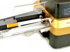 Elektrische Tabakstopfmaschine HSPT golden Rainbow