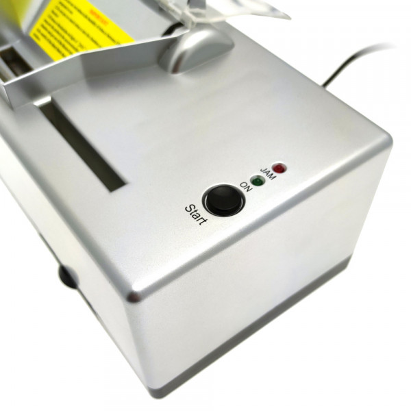 Powermax 3+ elektrische Stopfmaschine in Titan-grau